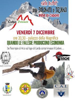 Locandina incontro 7 dicembre