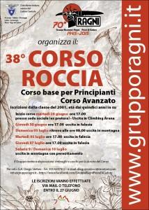 38° Corso Roccia
